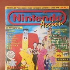 Revistas: NINTENDO ACCIÓN Nº7. Lote 167928436