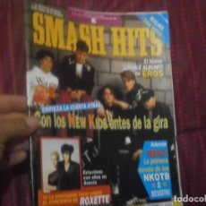 Revistas: ¡¡REVISTA AÑOS 90..SMASH HITS¡¡CON FOTOS ¡¡¡MADONA''''Y OTROS,,,,,,. Lote 168238276