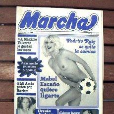 revista marcha nº 3 / pedro ruiz, susana estrad - Comprar Revistas ...