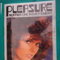 Revistas: PLEASURE Nº 26 100 PAG. COLOR ALTA CALIDAD - 16X24CM PRECINTADA. Lote 168295152