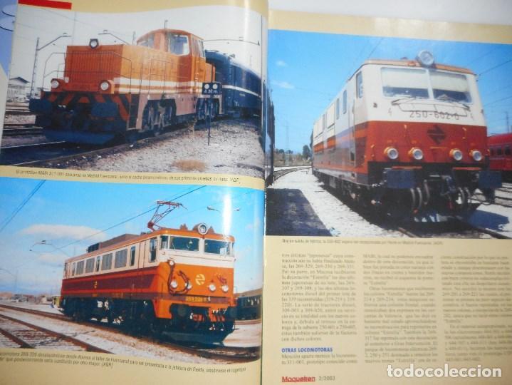 Revistas: VV.AA Maquetren. Revista de los aficionados al tren maqueta real Y94845 - Foto 5 - 169566580