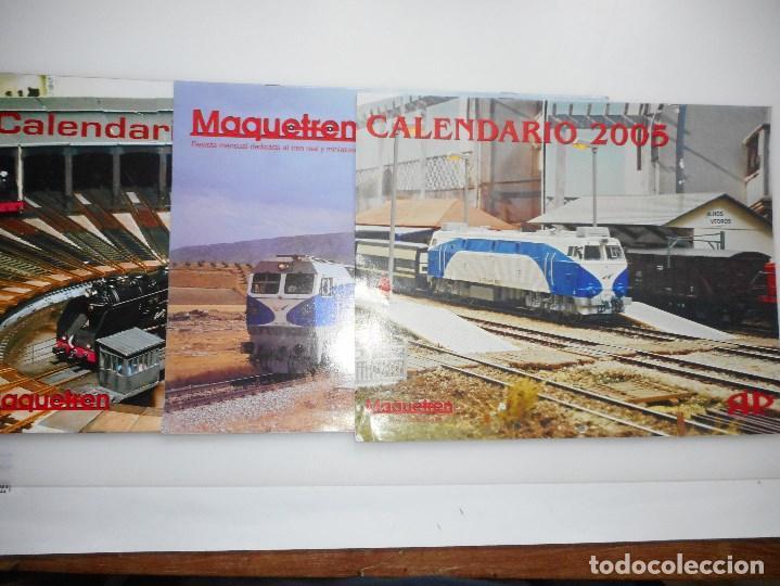 Revistas: VV.AA Maquetren. Revista de los aficionados al tren maqueta real Y94845 - Foto 8 - 169566580