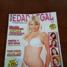 Revistas: REVISTA PARA ADULTOS EDAD LEGAL. Lote 169823468