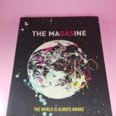 Revistas: REVISTA/LIBRO-THE MAGASINE-THE WORLD IS ALWAIS AWAKE--GAS KEEP IT SIMPLE-VER FOTOS. Lote 170133152