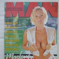 Revistas: REVISTA MAN Nº 120 (OCTUBRE 1997) MARLENE MOURREAU, CAMERON DIAZ, MONICA BELLUCCI, ALEJANDRO SANZ. Lote 171761979