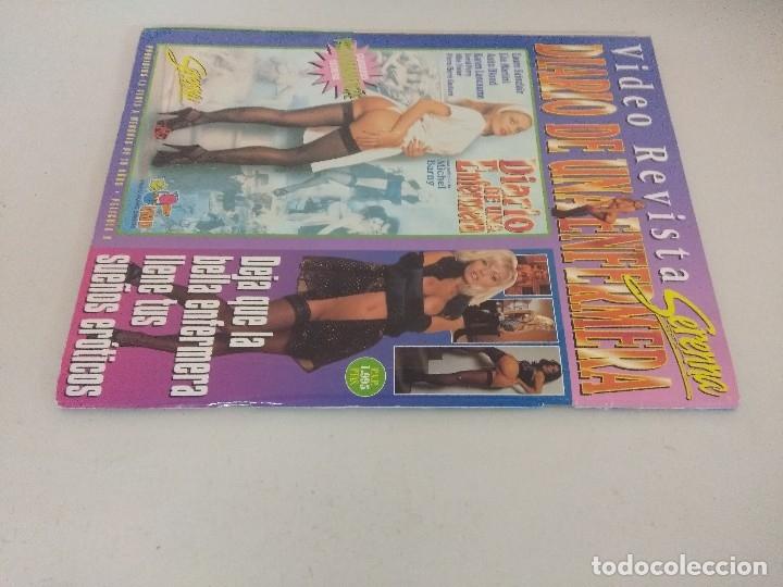 Revistas: REVISTA EROTICA HOT VIDEO Nº35. - Foto 2 - 172333392