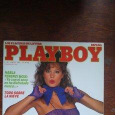 Revistas: PLAYBOY Nº 97 ENERO DE 1987 MARILYN MONROE. Lote 172349485