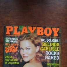 Revistas: PLAYBOY AUGUST 2001 VOL 48 Nº 8 .PLAYMATE JENNIFER WALCOTT POSTER STRIPPERS GIRLS OF THE BADA BING!. Lote 172351574