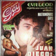 Revistas: REVISTA MR. GAY ESPECIAL Nº 2 - 1979 - EROTICA GAY. Lote 173853084