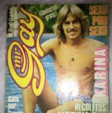 Revistas: REVISTA MR. GAY Nº 9 - 1979 - EROTICA GAY. Lote 173853723