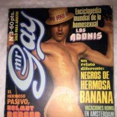 Revistas: REVISTA MR. GAY Nº 3 - 1978 - EROTICA GAY. Lote 173861867