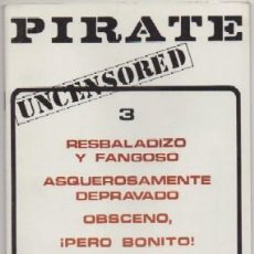 Revistas: REVISTA PARA ADULTOS PIRATE Nº 3 POR-454,8. Lote 222312150