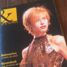 Revistas: REVISTA UP & DOWN 2003 NUMERO 14 PORTADA MARTINA KLEIN. Lote 174491578
