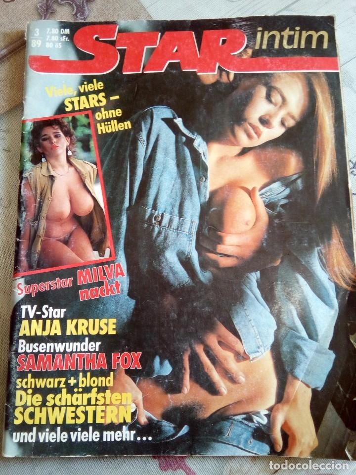 REVISTA PARA ADULTOS STAR INTIM (Coleccionismo para Adultos - Revistas)