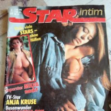 Revistas: REVISTA PARA ADULTOS STAR INTIM. Lote 174512845