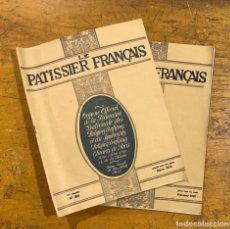 Revistas: LE PATISSIER FRANÇAIS, REVISTA 1931. Lote 176376672