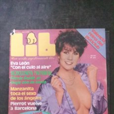 Revistas: LIB 222-SUSANA ESTRADA-EVA LEÓN-MALLORCA-MANZANITA-FEDRA LORENTE-AZUCENA HERNÁNDEZ-GLORIA GUIDA . Lote 178029027