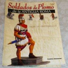 Revistas: SOLDADOS DE PLOMO DE LA ANTIGUA ROMA, 36 FASCÍCULOS PLANETA DE AGOSTINI. Lote 178685902