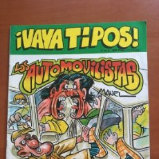 Revistas: REVISTA !VAYA TIPOS! AÑO 1988. Lote 179101232
