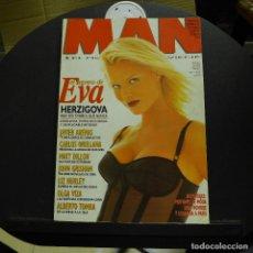 Revistas: LOTE DE 10 REVISTAS MAN . Lote 180018175