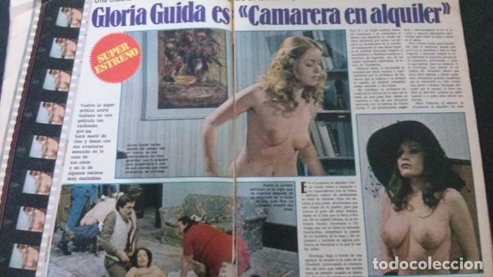 Revistas: LIB- SUSANA ESTRADA-ISABEL PISANO-GLORIA GUIDA-RUDOLF NUREYEV-BARBRA STREISAND-MARIA SALERNO - Foto 5 - 180480153