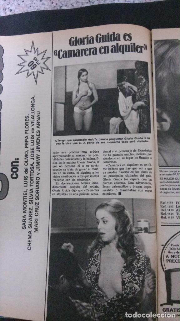 Revistas: LIB- SUSANA ESTRADA-ISABEL PISANO-GLORIA GUIDA-RUDOLF NUREYEV-BARBRA STREISAND-MARIA SALERNO - Foto 6 - 180480153