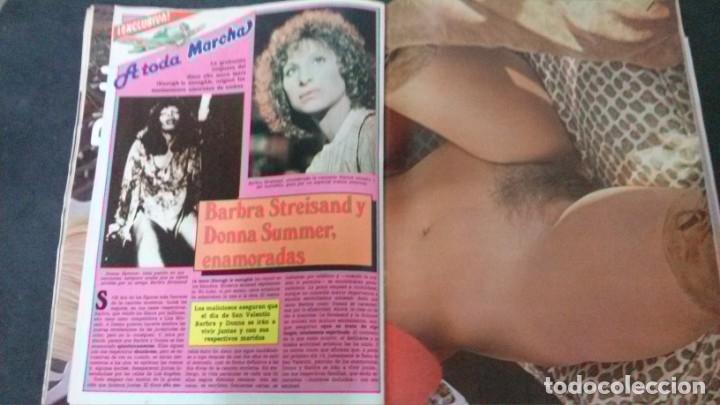 Revistas: LIB- SUSANA ESTRADA-ISABEL PISANO-GLORIA GUIDA-RUDOLF NUREYEV-BARBRA STREISAND-MARIA SALERNO - Foto 15 - 180480153