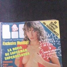 Revistas: LIB-SUSANA ESTRADA-YOLANDA FARR-SUPERMAN-MARGOT KIDDER. Lote 180482955