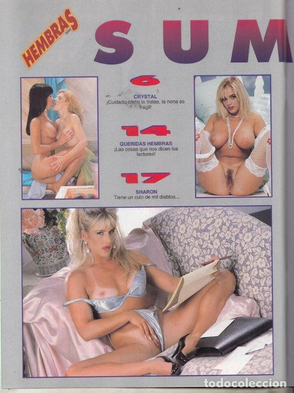 Revistas: REVISTA MENONLY VOLUMEN 59 Nº 7. (EROTICA). LITTEL MISS INNOCENT. GIVE ME TEN INCHES!. - Foto 2 - 182265637