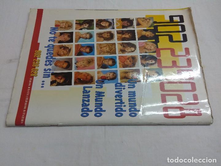 Revistas: REVISTA EROTICA/CLUB DELFI Nº20/ESPECIAL LOLO FERRARI. - Foto 2 - 184122978