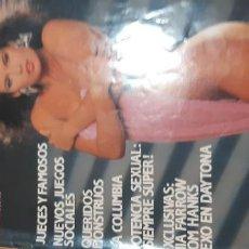 Revistas: REVISTA ADULTOS ERÓTICA PENTHOUSE,N° 156,MARZO 1991. Lote 185702870