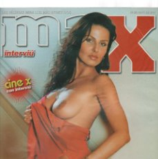 Magazines: SUPLEMENTO INTERVIU-MAX- 28 DE MAYO DE 2007. Lote 185926086