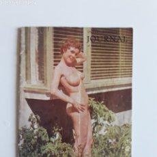 Revistas: REVISTA MODELOS BAÑO PLAYA EROTICA DINAMARCA INTERNATIONAL JOURNAL SUNBATHING SANGKO-NORDEN PIN UP. Lote 188790398