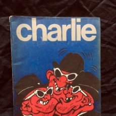 Revistas: REVISTA FRANCESA CÓMIC CHARLIE JOURNAL DE HUMOR ABRIL 1973 FRANCIA . Lote 189826000