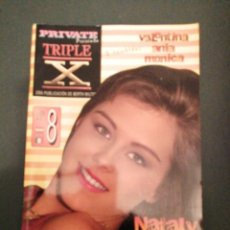 Revistas: REVISTA PRIVATE TRIPLE X 8. Lote 190559641