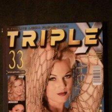 Revistas: PRIVATE TRIPLE X Nº 33-REVISTA PORNO. Lote 191738972