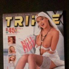 Revistas: PRIVATE TRIPLE X Nº 45-REVISTA PORNO-SOPHIE EVANS. Lote 191739028