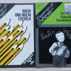 Revistas: CUADERNOS DE PEDAGOGIA AÑO 1.978 COMPLETO. Lote 194529746