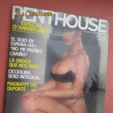 Revistas: PENTHOUSE REVISTA Nº 182 , MAYO 1993 ESPECIAL 15 ANIVERSARIO - LA DROGA QUE NOS MATA . MAGNATES . Lote 195786215