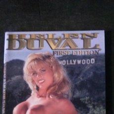Revistas: HELEN DUVAL Nº 1-MONIQUE COVET-CHRISTINA ANGEL-MARK WALLICE. Lote 199229875