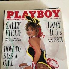 Revistas: REVISTA PLAYBOY ORIGINAL AMERICANA MARZO 1986 . Lote 199974220