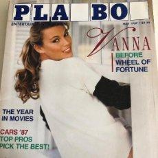 Revistas: REVISTA PLAYBOY ORIGINAL AMERICANA MAYO 1987. Lote 199975257