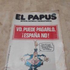 Revistas: REVISTA EL PAPUS DEL 23 DE OCTUBRE DE 1976. Lote 201971465