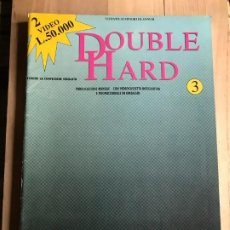 Riviste: DOUBLE HARD N.3 SELEN COVER STORY BRIGITTE LAHAIE INES BERGMAN EBONY AYES BUFFY DAVIS. Lote 202077668