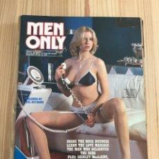 Riviste: MEN ONLY VOL.43 NO.5 - A PAUL RAYMOND PUBLICATION. Lote 230728580