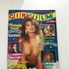 Revistas: GIN FILM N.9 FOTOROMANZO LILLI CARATI PETRA SHARBACK MARGIE NEWTON PUBLISHING MAGAZINE. Lote 206547188