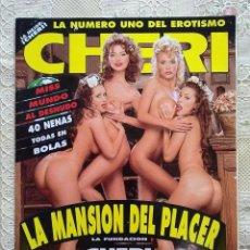 Revistas: CHERI N 58. Lote 207393785
