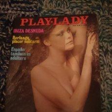 Revistas: REVISTA PLAY LADY -AÑO 1977 - N 62. Lote 207423156