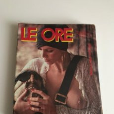 Revistas: LE ORE N.786 SEALED MAGAZINE INTERNATIONAL PRESS EROTIC MAGAZINE. Lote 208329311