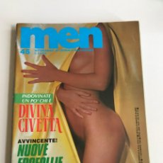 Revistas: MEN VOL.20 N.45 E.P.P. EROTIC MAGAZINE. Lote 209126763